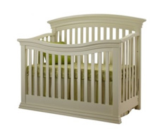 Sorelle Verona 4 in 1 Crib, French White