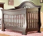 Sorelle Century 4 in 1 Convertible Crib in Espresso