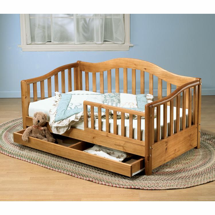 Furniture Gt Kids Furniture Gt Bed Gt Toddler Bed Oak