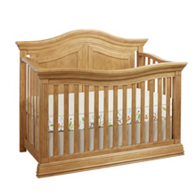 Sorelle Providence Panel Crib, Vintage Frost