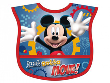 Hamco Disney Minnie Pullover Toddler Bibs