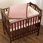 Daniella Portable Crib Set