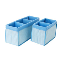 Delta Nursery Organizer 2 PC Set, Blue
