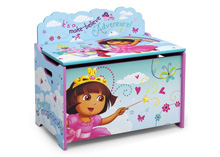 Delta Children Dora The Explorer Toy Box