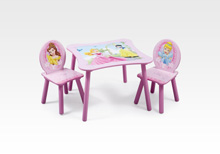 Delta Disney Princess Table & Chair Set