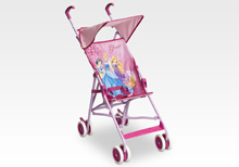 Delta Princess Umbrella Stroller