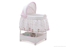 Delta Children Disney Minnie Mouse Bows & Butterflies Gliding Bassinet