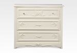 Delta Disney Princess Enchanted White Ambiance Dresser