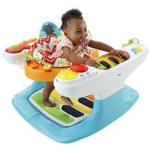 Fisher Price Entertainers 4-in-1 Step 'N Play Piano