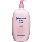 Johnson & Johnson Baby Lotion 27oz