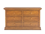 Bonavita Sheffield Double Dresser in Country Wheat