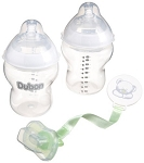 Dubon BPA Free Premium Bottle Starter Set, 4 Piece