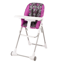 Evenflo Symmetry™ Flat Fold High Chair, Daphne