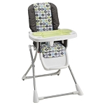 Evenflo Compact Fold High Chair Covington