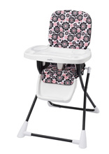 Evenflo Compact Fold High Chair, Penelope