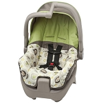 Evenflo Discovery 5? Infant Car Seat, Zoo Crew Boy