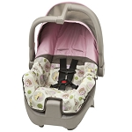Evenflo Discovery 5? Infant Car Seat, Zoo Crew Girl