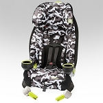 Snugli® Booster Car Seat Camo Black
