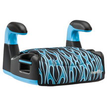 Evenflo AMP™ LX Belt-Positioning Booster Seat, Blue Flames