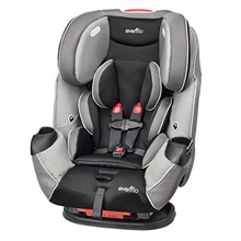 Evenflo Symphony™ LX All-In-One Car Seat, Harrison