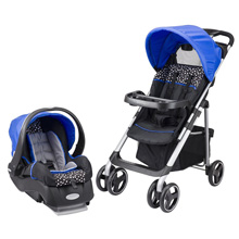 Evenflo Vive™ Elite Travel System, Hayden Dots