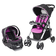 Evenflo Vive™ Elite Travel System, Daphne