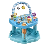 Evenflo ExerSaucer Day At The Beach Activity Center
