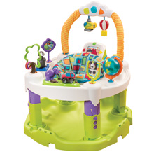 Evenflo ExerSaucer® World Explorer Triple Fun™ Saucer