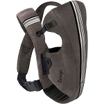 Evenflo Front and Back Snugli Soft Carrier, Herringbone