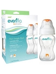 Evenflo Bebek 8 Ounce Bottle, 2 Pack