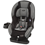 Evenflo Titan Elite Convertible Car Seat in Dunlap