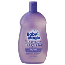 Baby Magic Calming Baby Bath, 16.5oz