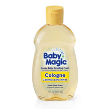 Baby Magic Cologne Fresh Floral Scent, 7oz