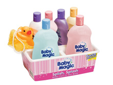 Baby Magic Splish Splash Baby Fun In The Bath Caddy