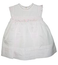 Feltman Brothers Dress with Panty 3-9m Girl