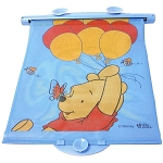 The First Years Winnie The Pooh Deluxe Car Shade