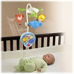 Fisher Price Discover'n Grow™ Twinkling Lights Projectios Mobile