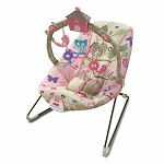 Fisher Price Tree Party Comfy Time Bouncer 25lbrs
