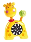 Fisher Price Discover 'n Grow™ Push 'n See™ Giraffe 6m+