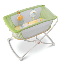 Fisher Price Rock 'n Play™ Portable Bassinet - Green