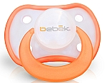 Bebek 2 Pk Soft Rim Pacifiers for 6-12mos