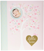C.R.Gibson Memory Book - Little Love