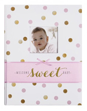 Carter's Baby Memory Book - Sweet Sparkle