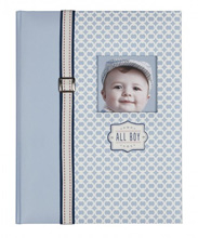 C.R. Gibson Baby Memory Book - All Boy