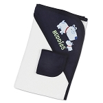Gerber Terry Hooded Towel & Washcloth Bath Set - Boy