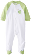 Lamaze Sleep 'n Play with Snaps Frogs Newborn Neutral