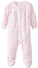 Lamaze Sleep 'n Play w/Ruffle Ditzy Print Girl Newborn