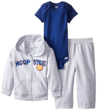 Gerber Baby Boys' Three-Piece Set,