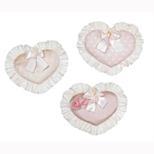 Glenna Jean Victoria 3 Piece Wall Hanging - Hearts