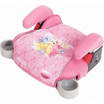 Graco Backless TurboBooster Car Seat in Jeweled Princess